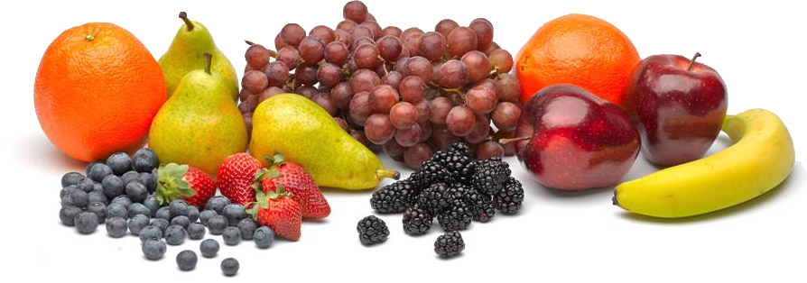 Building Blocks Fruits Berries