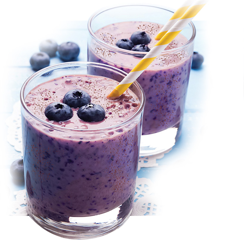 Grain Berry Booster Smoothie