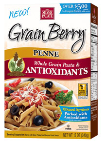 Grain Berry Pasta Penne