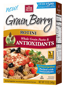 Grain Berry Pasta Rotini