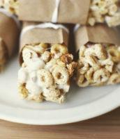 One Week Plan: Almond Bars