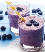 One Week Plan: Blueberry Smoothie