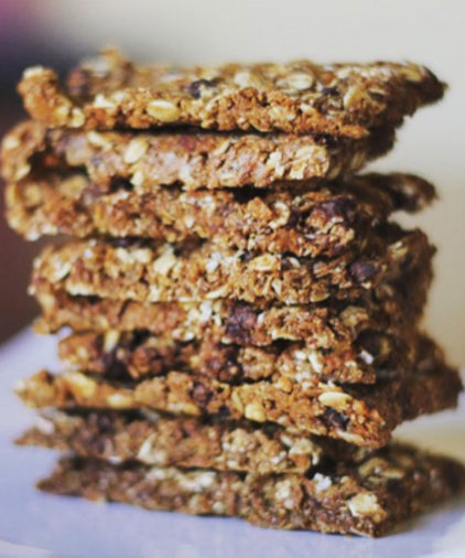 One Week Plan: Breakfast Granola Bars