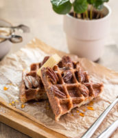 One Week Plan: Breakfast Waffles