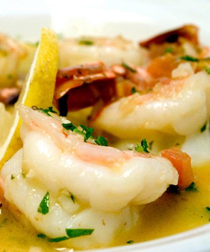 One Week Plan: Shrimp Asparagus Salad