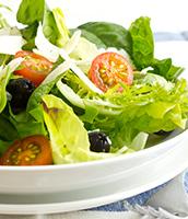 Grain Berry parmesan salad recipe