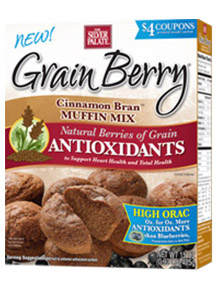 Grain Berry Cinnamon Bran Muffin Mix