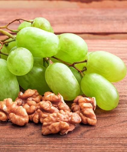 One Week Plan: Grapes